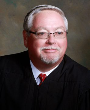 Judge Allan Mayberry