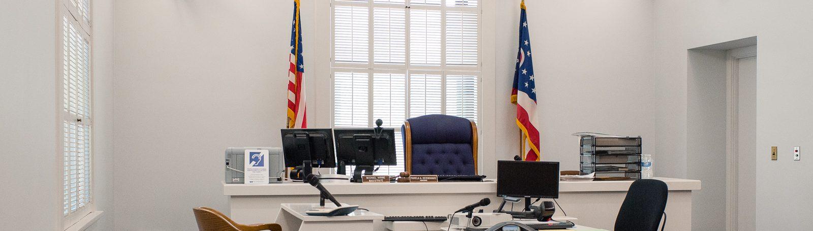 Judges chambers